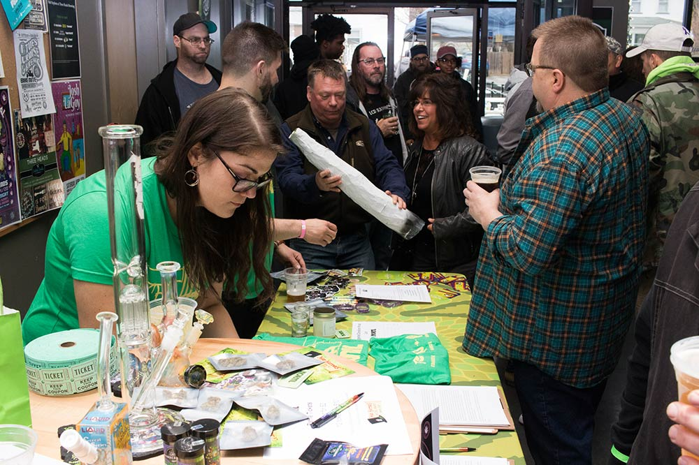 4/20 Roc NORML Table