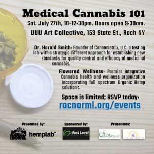 7/27 Medical Cannabis 101