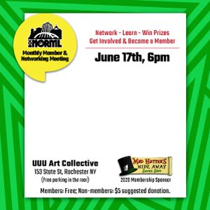 June Monthly Membership and Networking Meeting