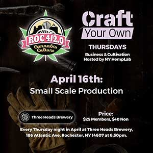 4/16 Small Scale Production