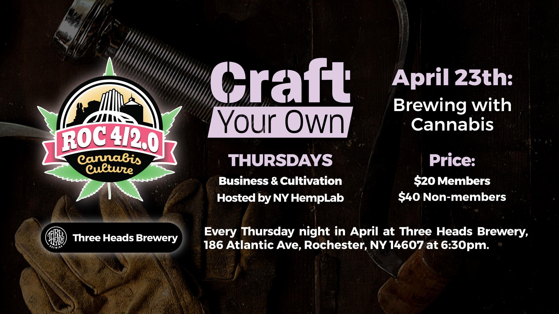 4/23 Brewing with Cannabis