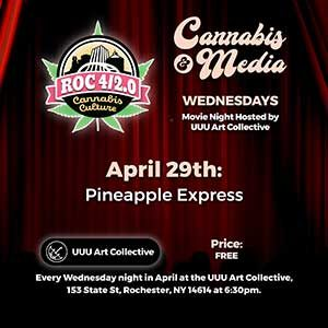 4/29 Pineapple Express
