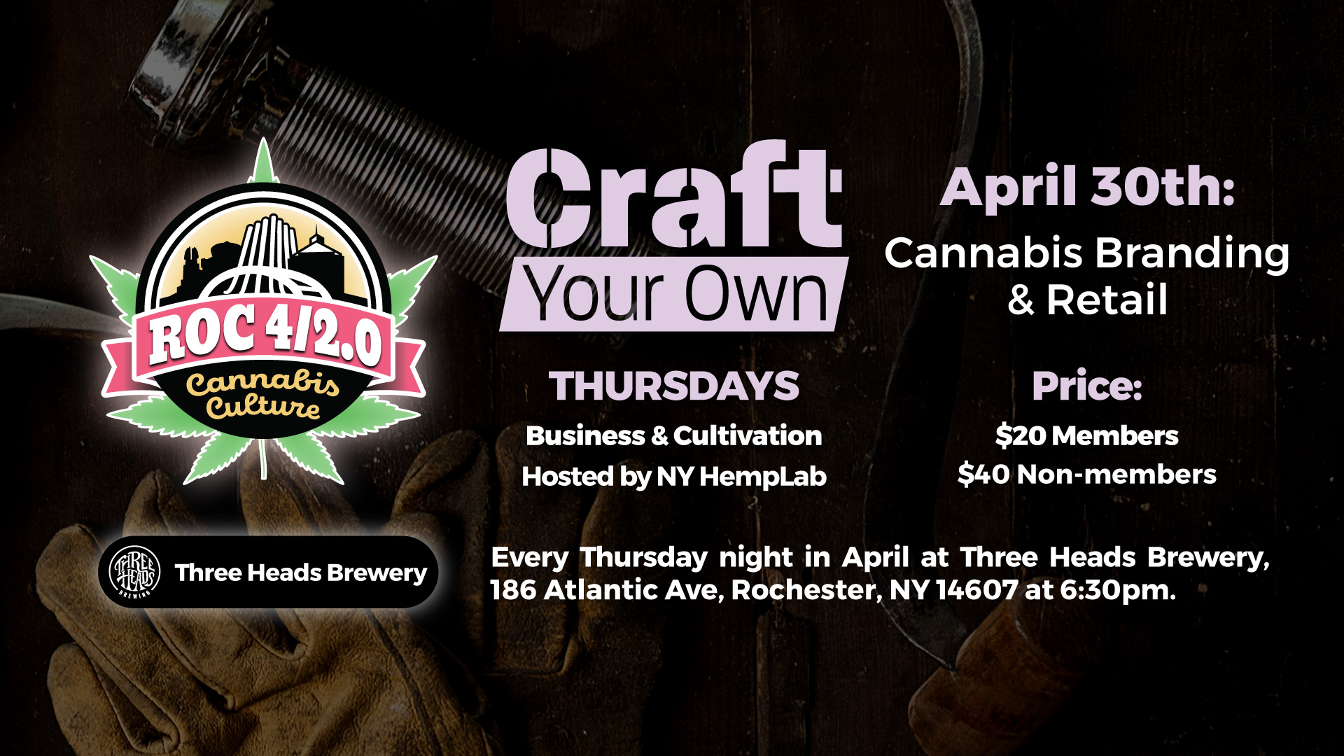 4/30 Cannabis Branding & Retail