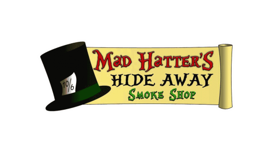 Mad Hatter's Hideaway Smoke Shop